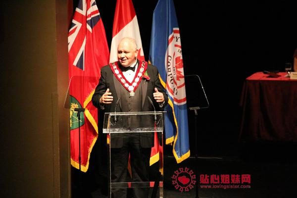 """Foundation for Our Future – Celebrating Markham's 220th Anniversary"" ——Inaugural Address"