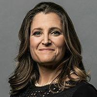 Chrystia Freeland will have to navigate misogyny in her new roles