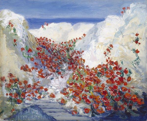 Remembrance Day: How a Canadian painter broke boundaries on the First World War battlefields